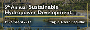 Bis 4 5 April 2017 Prag Sustainable Hydropower Development 292x98px